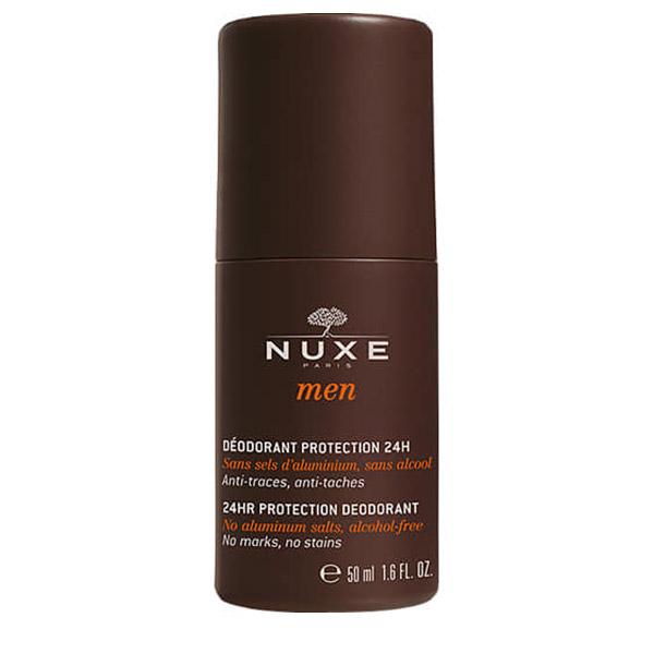 NUXE Men Deodorant roll-on antiperspirant pentru bărbați 50ml