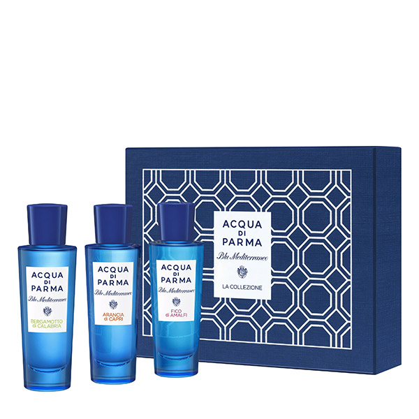 Acqua Di Parma Blu Mediterraneo Collection Set cadou 3x30ml
