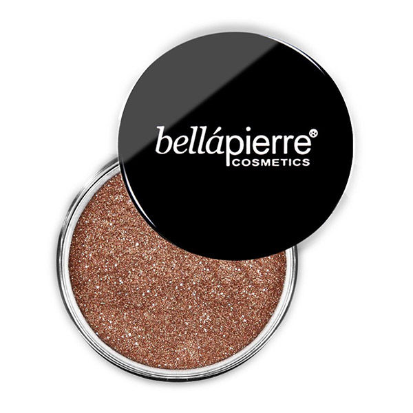BELLAPIERRE Pigment sidefat Cocoa 2.35g