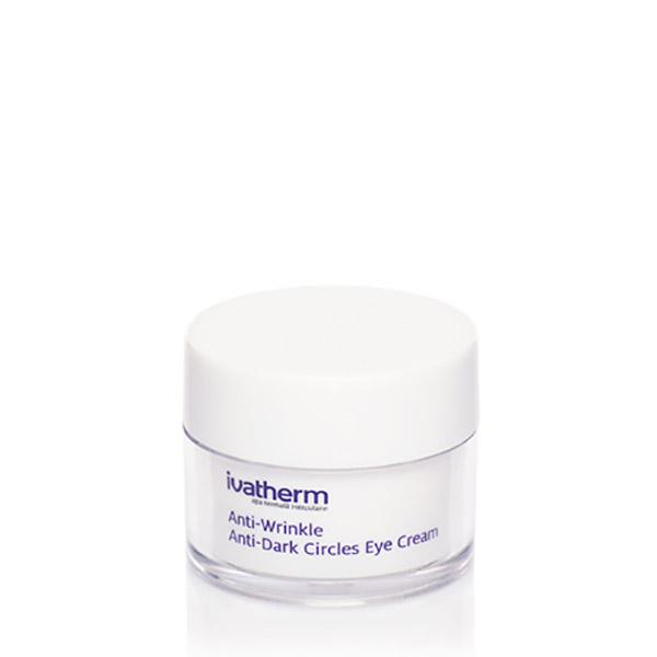 Ivatherm Crema Antirid si Anticearcan Piele sensibila 15 ml
