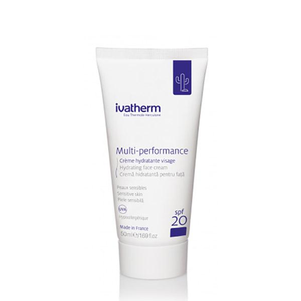Ivatherm MULTI-PERFORMANCE Crema hidratanta pentru fata SPF20 50 ml