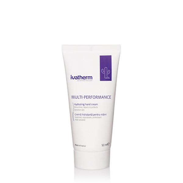 Ivatherm MULTI-PERFORMANCE Crema hidratanta pentru ingrijirea mainilor 50 ml