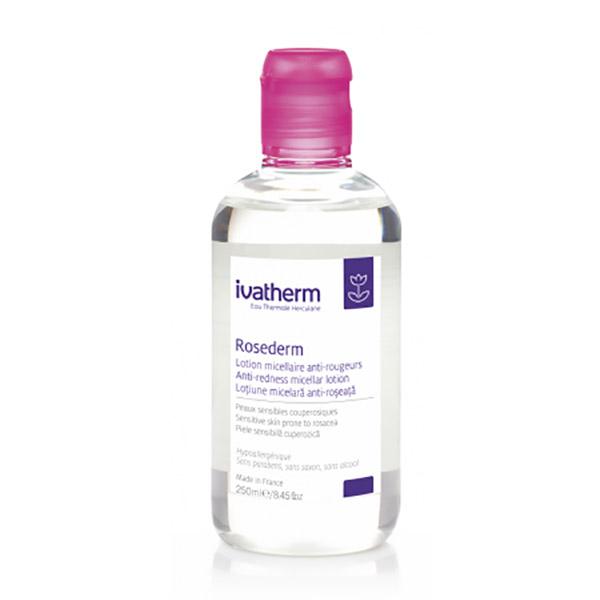 Ivatherm ROSEDERM Lotiune micelara anti-roseata 250 ml