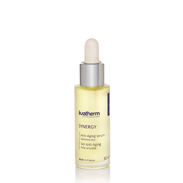 Ivatherm SYNERGY ulei facial Anti-Aging 30 ml