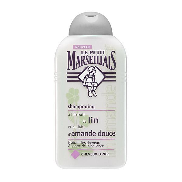 Le Petit Marseillais Sampon pentru par normal Migdale & In 250 ml