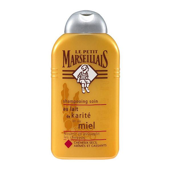 Le Petit Marseillais Sampon pentru par uscat Lapte Karite & Miere 250ml