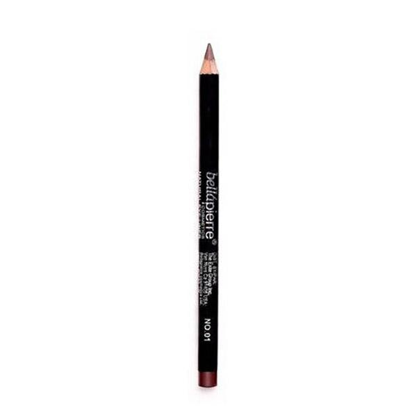BELLAPIERRE Creion ochi Ebony 1.8 g