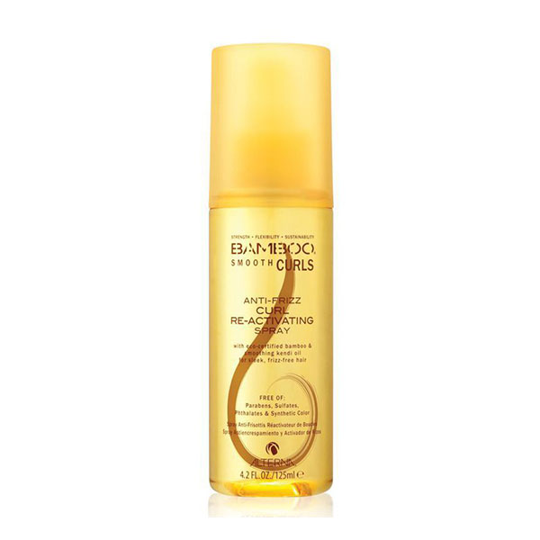 Alterna Bamboo Smooth Anti-Frizz Curl Serum Redefinire Bucle 125ml