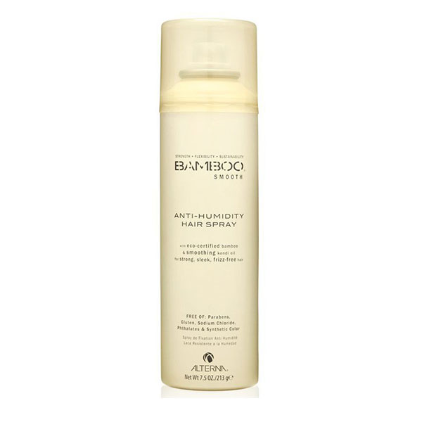 Alterna Bamboo Smooth Anti-Humidity Spray Protector pentru Par Rebel 250ml