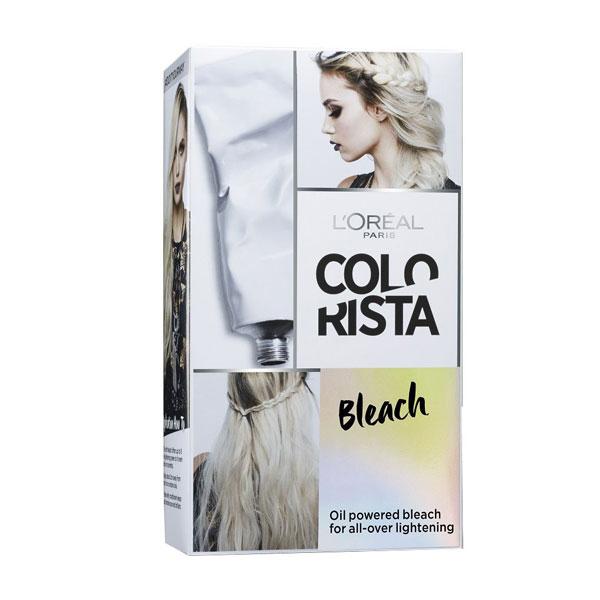 L'Oréal Paris Colorista Bleach Kit pentru decolorare par fara amoniac