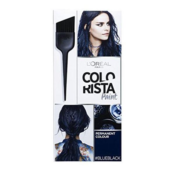 L'Oréal Paris Colorista Vopsea permanenta cu amoniac pentru par Blueblack