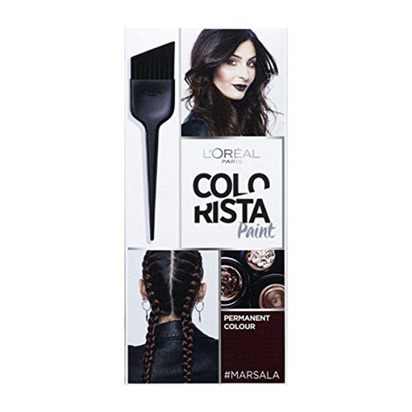 L'Oréal Paris Colorista Vopsea permanenta cu amoniac pentru par Marsala