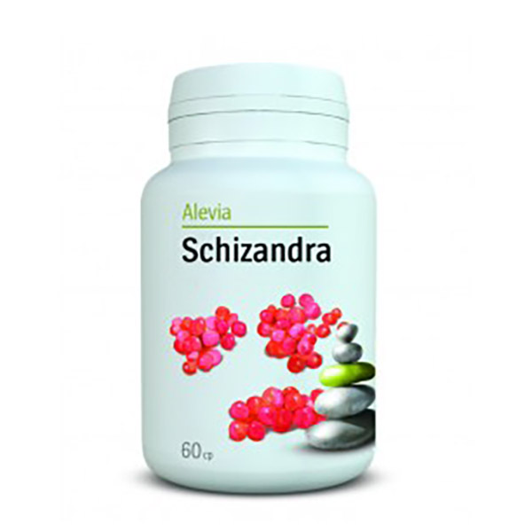 ALEVIA Schizandra 60 comprimate