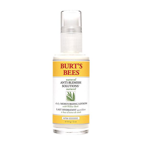 BURT'S BEES Loțiune zilnică anti-imperfecțiuni 55ml