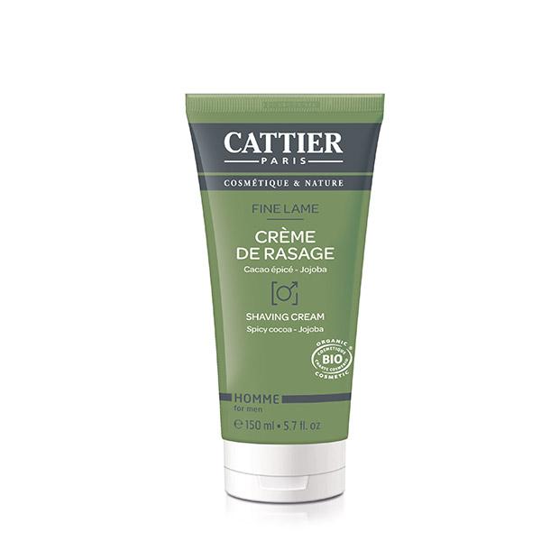 Cattier Crema pentru barbierit 150 ml