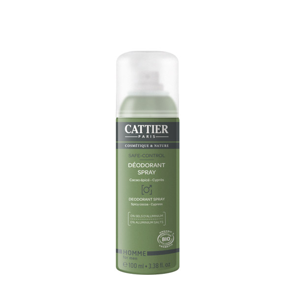 Cattier Deodorant spray 100 ml