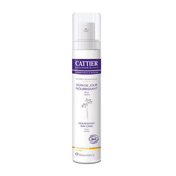 Cattier Secret Botanique Crema hidratanta pentru ten uscat bio 50 ml