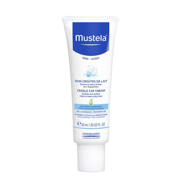 Mustela Crema impotriva crustelor de lapte 40 ml