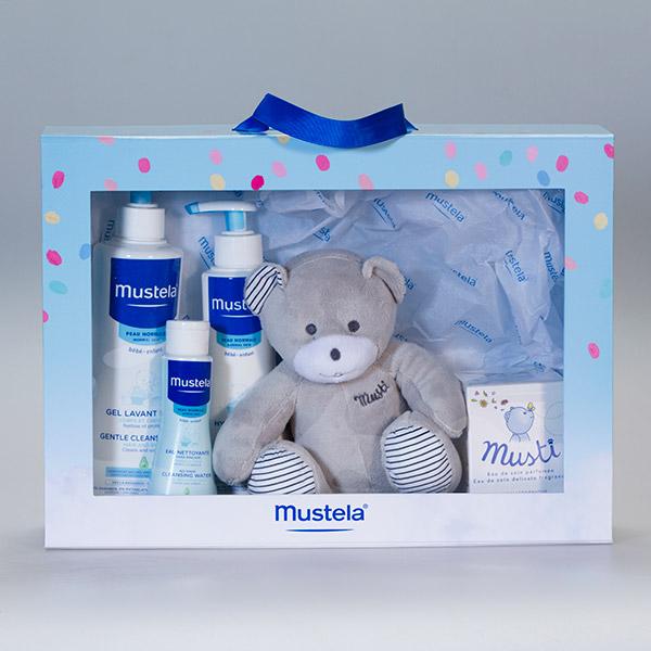 Mustela Pachet cadou pentru băieței