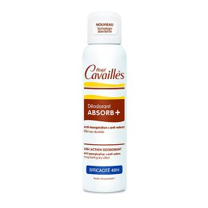 Roge Cavailles ABSORB+ Deodorant spray reglator 150ml