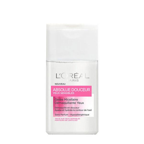 L'Oréal Paris Sublime Soft Gel micelar pentru Ochi Sensibili 125ml