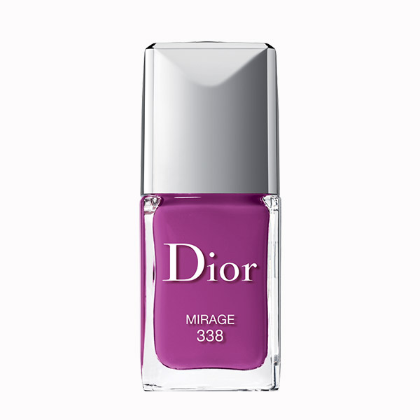 DIOR Vernis Couture Colour Ojă cu efect de gel 338 Mirage