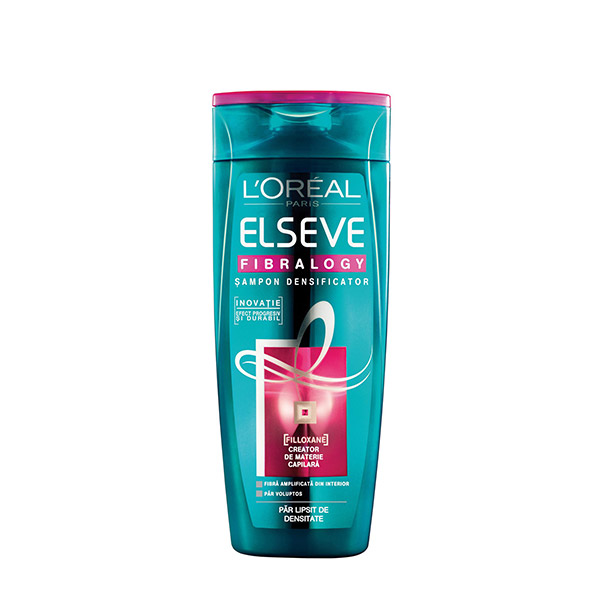 L'Oreal Paris Elseve Fibralogy Șampon densificator 250ml