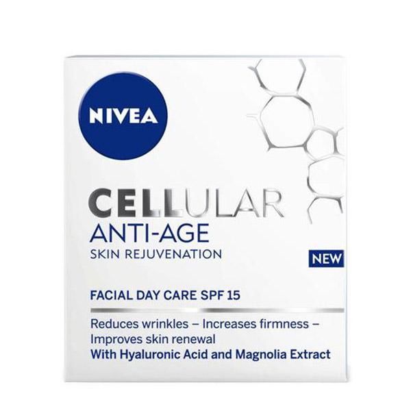 Nivea Cellular Antiage Cremă de zi SPF15 50ml