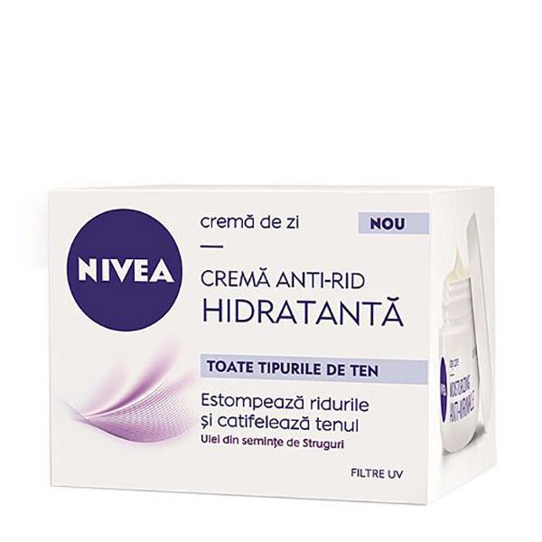 Nivea Cremă anti-rid hidratantă de zi 50ml