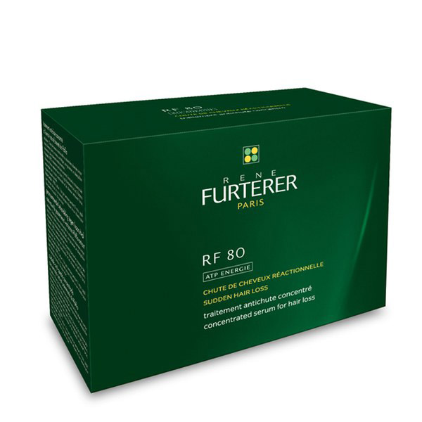 Rene Furterer RF 80 Tratament păr 12 fiole