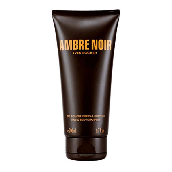 YVES ROCHER AMBRE NOIR Gel de duș parfumat 200ml