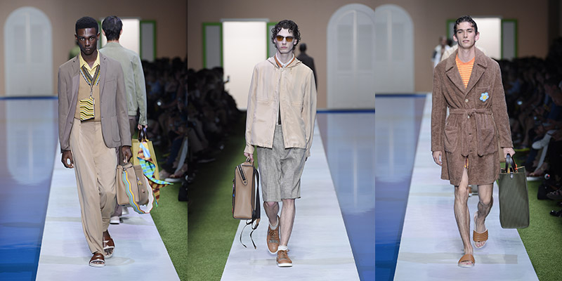 Milano Fashion Week Fendi Men Primăvară-Vară 2017