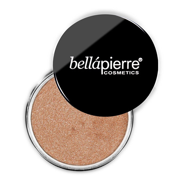 BELLAPIERRE Pigment sidefat Gold and Brown 2.35g