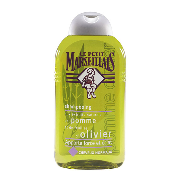 Le Petit Marseillais Sampon pentru par normal Mar & Maslin 250 ml