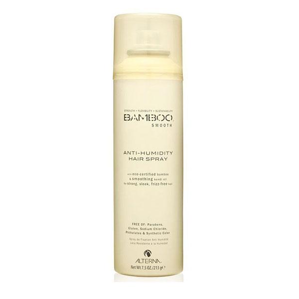 Alterna Bamboo Smooth Anti-Humidity Spray Protector pentru Par Rebel 250ml