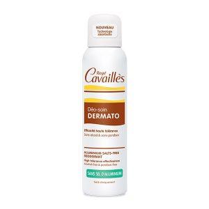 Roge Cavailles Deodorant spray dermatologic fara saruri de aluminiu 150 ml